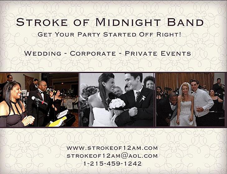 Graphic Design StrokeOfMidnightPostcard